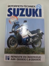 Suzuki GS550E/ L & GSX550E Peter`s