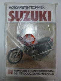 Suzuki GS1000C EC / HC/ N/ EN/ L/ S Peter`s