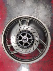 XJ600 FJ600 wiel compleet, voor