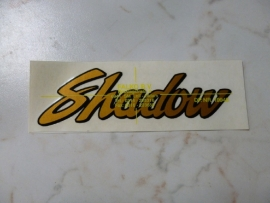 Sticker Honda Shadow