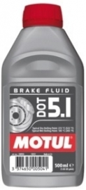 Motul DOT 5.1 Remvloeistof 500ml