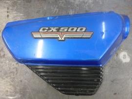 CX500`78 zijkapje rechts