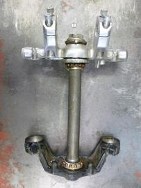 VF700C/ 750C T-stuk met kroonplaat