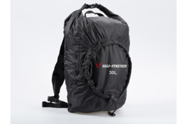 Rugzak Flexpack 30L Black. Waterdicht en opvouwbaar