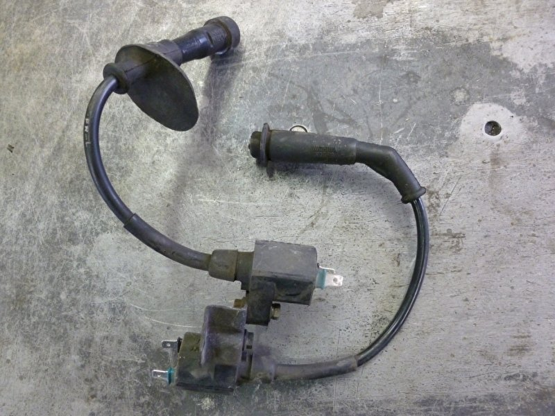 XL600V Transalp bobine set