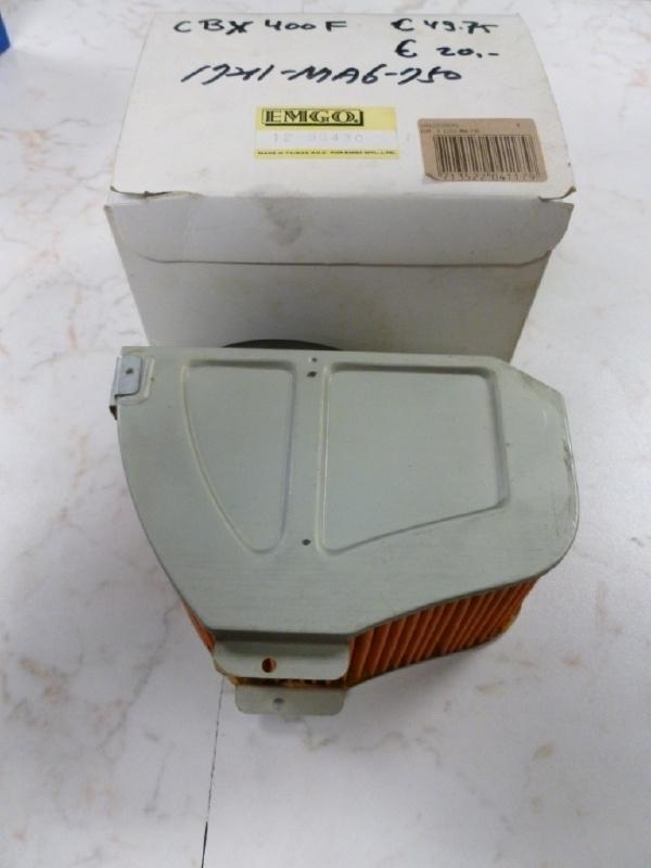 Honda CBX400F Luchtfilter