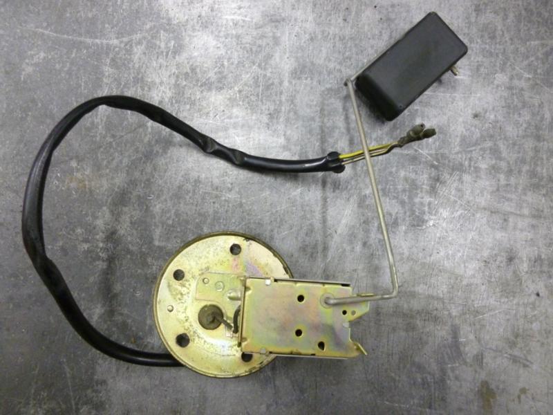 GS550L benzinemeter