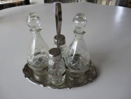 Brocante tafel set