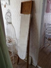 * Brocante * houten strijk plank