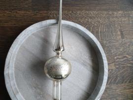 Vintage piek zilver 8