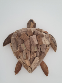 Schildpad hout