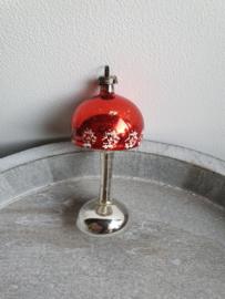 Vintage kerstbal lamp, 84