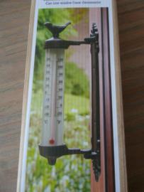 Kozijn thermometer