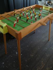 Brocante tafelvoetbal spel