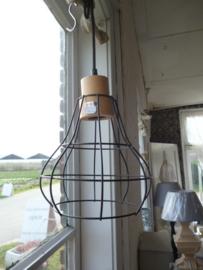 Hanglamp, zwart