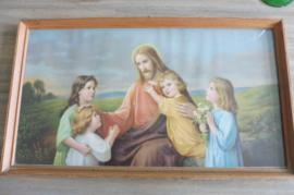 Schilderij Religie