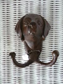 Kapstokhaak hond