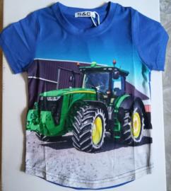 Shirt korte mouw John Deere