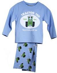 Pyjama lichtblauw