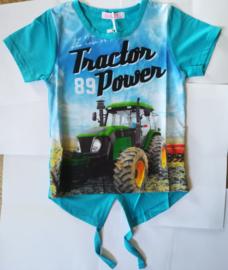Shirt met korte mouw met John Deere