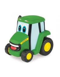Tractor met push systeem