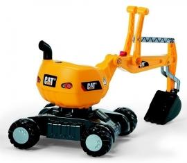 Graafmachine (digger) Cat 4 wielen