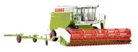 Claas Commander 116 CS maaidorser / combine