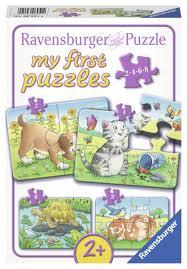 Mijn eerste puzzel