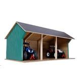 Tractorloods / veldschuur