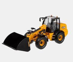 JCB TM420 shovel