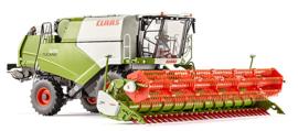 Claas Tucano 570 met V930 maaidorser / combine