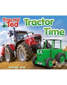 Boek tractor time