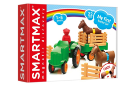 My first tractor set / mijn eerste tractor set