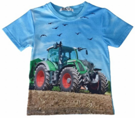Shirt  aqua Fendt