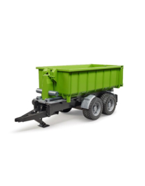 Roll - off container