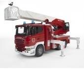 Scania R Serie Brandweerauto