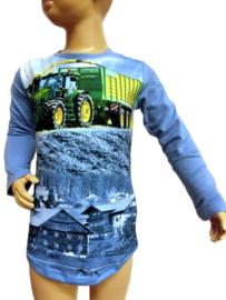 Shirt met lange mouw John Deere