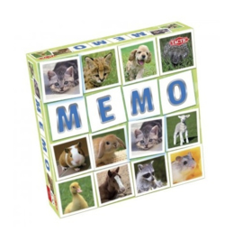Baby dieren memory