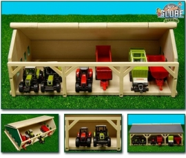 Tractorloods voor 6 tractoren / machines