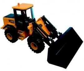 JCB 416 Farm Master shovel