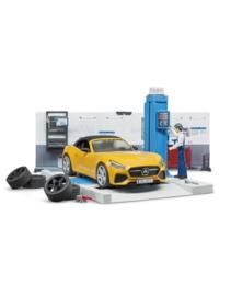 Autowerkplaats / garage