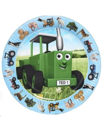 Kartonnen bord Tractor Ted