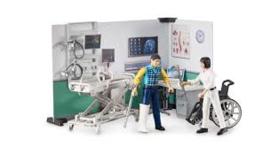 Ziekenhuiskamer / ziekenboeg