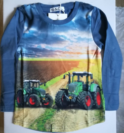 Shirt lange mouw Fendt