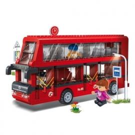 Bus dubbeldekker