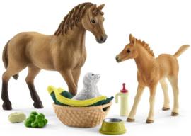Babydieren verzorgingsset
