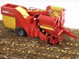 Grimme aardappelrooier SE 75