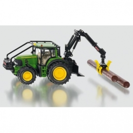 John Deere bosbouwtractor