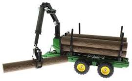 Bosbouwaanhanger / boomstamaanhanger