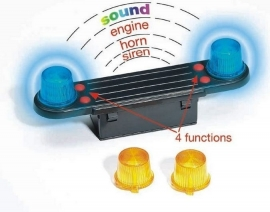 Licht- geluidmodule